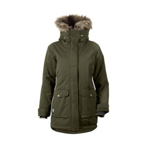 Didrikson Shelter Jacket | Dark Green