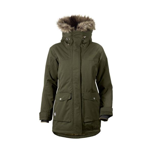 Didrikson Shelter Jacket | Dark Green