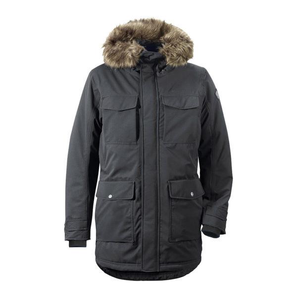 Didrikson Shelter Jacket | Midnight