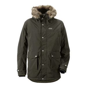 Didrikson Brisk Jacket | Dark Green