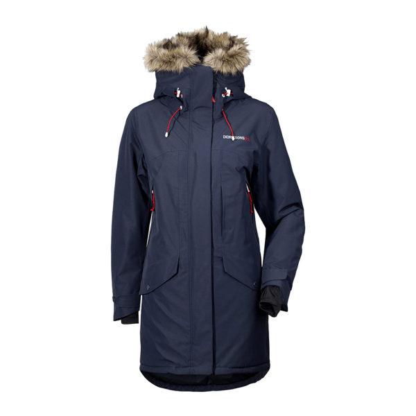 Didrikson Celine Jacket | Navy