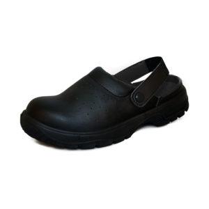 Dennys Comfort Grip Sandal | Black