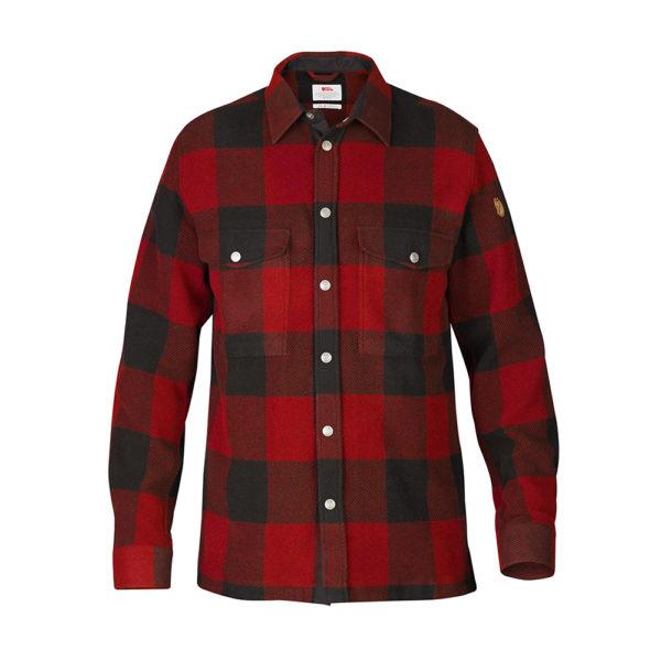 Fjällräven Canada Shirt | Red
