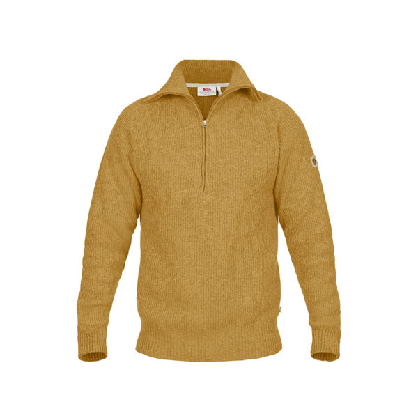 Fjällräven Greenland Re-Wool Sweater | Acorn