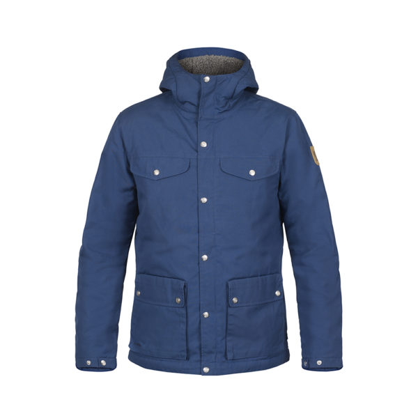 Fjällräven Greenland Winter Jacket | Night Sky