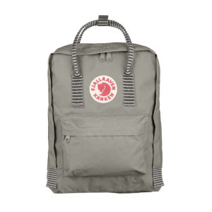 Fjällräven Kånken Backpack | Fog Striped
