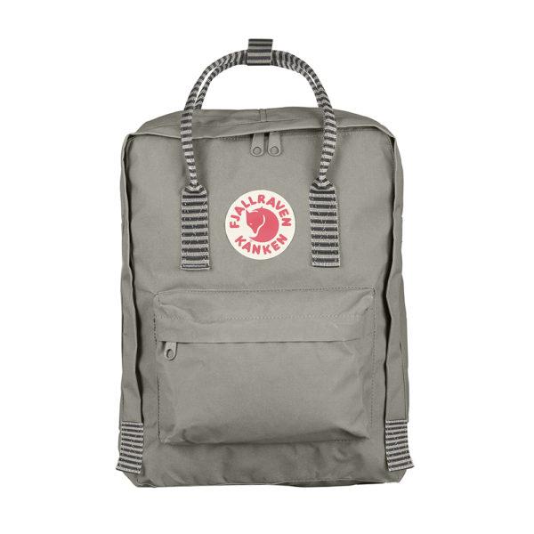 Fjällräven Kånken Backpack | Fog Striped