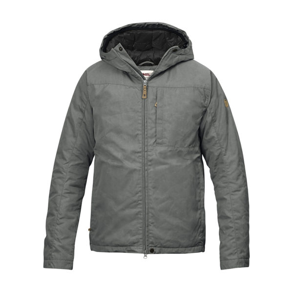 Fjällräven Kiruna Padded Jacket | Thunder Grey