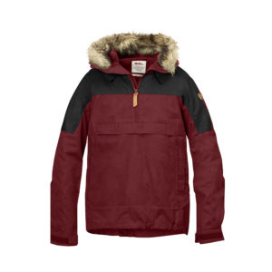 Fjällräven Singi Anorak | Red Oak Dark Grey