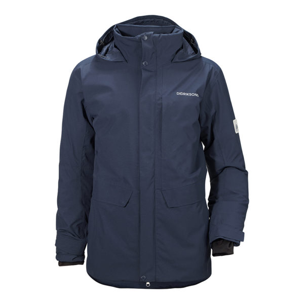 Didrikson Tommy Jacket | Navy