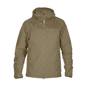 Fjällräven Abisko Hybrid Jacket | Savanna