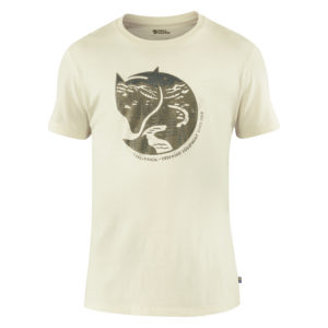 Fjallraven Arctic Fox T-Shirt | Chalk White