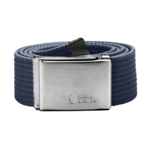 Fjallraven Canvas Belt | Dark Navy