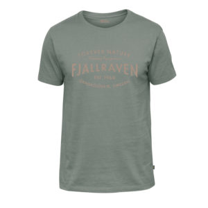 Fjallraven Est. 1960 T-Shirt | Sage Green