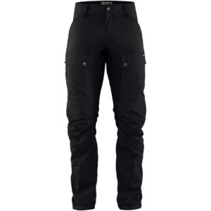 Fjallraven Keb Trousers | Black