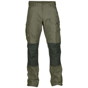 Fjallraven Vidda Pro Trousers Regular | Laurel Green Deep Forest