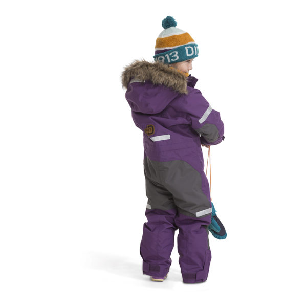 Didrikson Migisi Kids Coverall Back