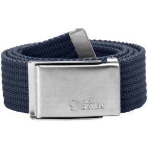 Fjallraven Merano Canvas Belt | Dark Navy