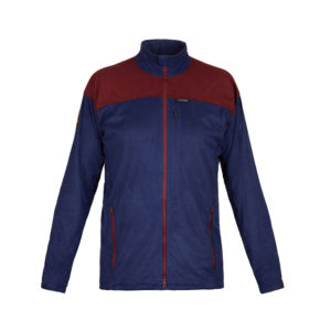 Paramo Bentu Fleece | Midnight Marl Wine Marl