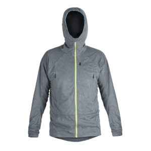 Paramo Enduro Fleece | Steel Marl HiVis