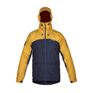 Paramo Enduro Windproof Jacket | Yellow