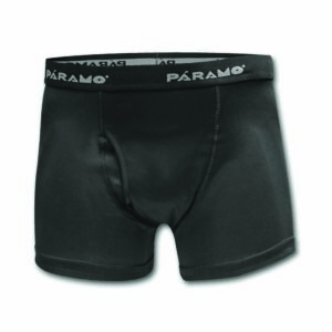 Paramo Men's Cambia Boxers | Black
