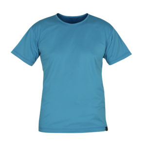 Paramo Mens Dual Cambia SS Shirt | Reef Blue