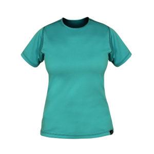 Paramo Womens Dual Cambia SS Shirt | Adriatic Cyan