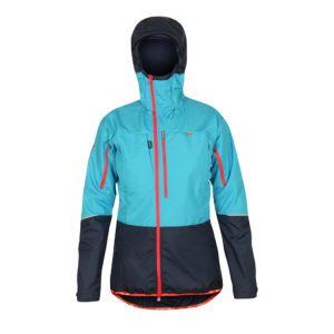 Paramo Womens Ventura Jacket | Neon Blue Midnight