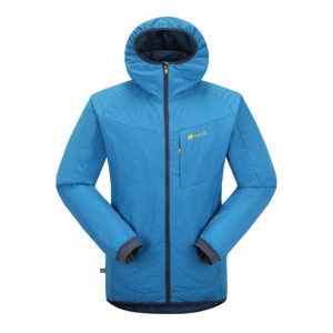 Skogstad Losnegard Light PrimaLoft Jacket | Blue Sapphire