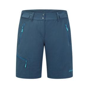Skogstad Veotinden Sport Shorts W | Blue Teal