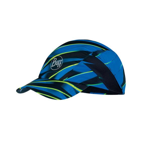 Buff Pro Run Cap R-Focus | Blue