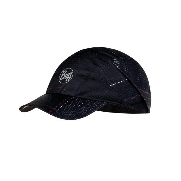 Buff Pro Run Cap R-Lithe | Black