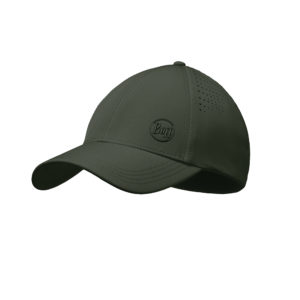Buff Trek Cap Hashtag | Moss Green UV