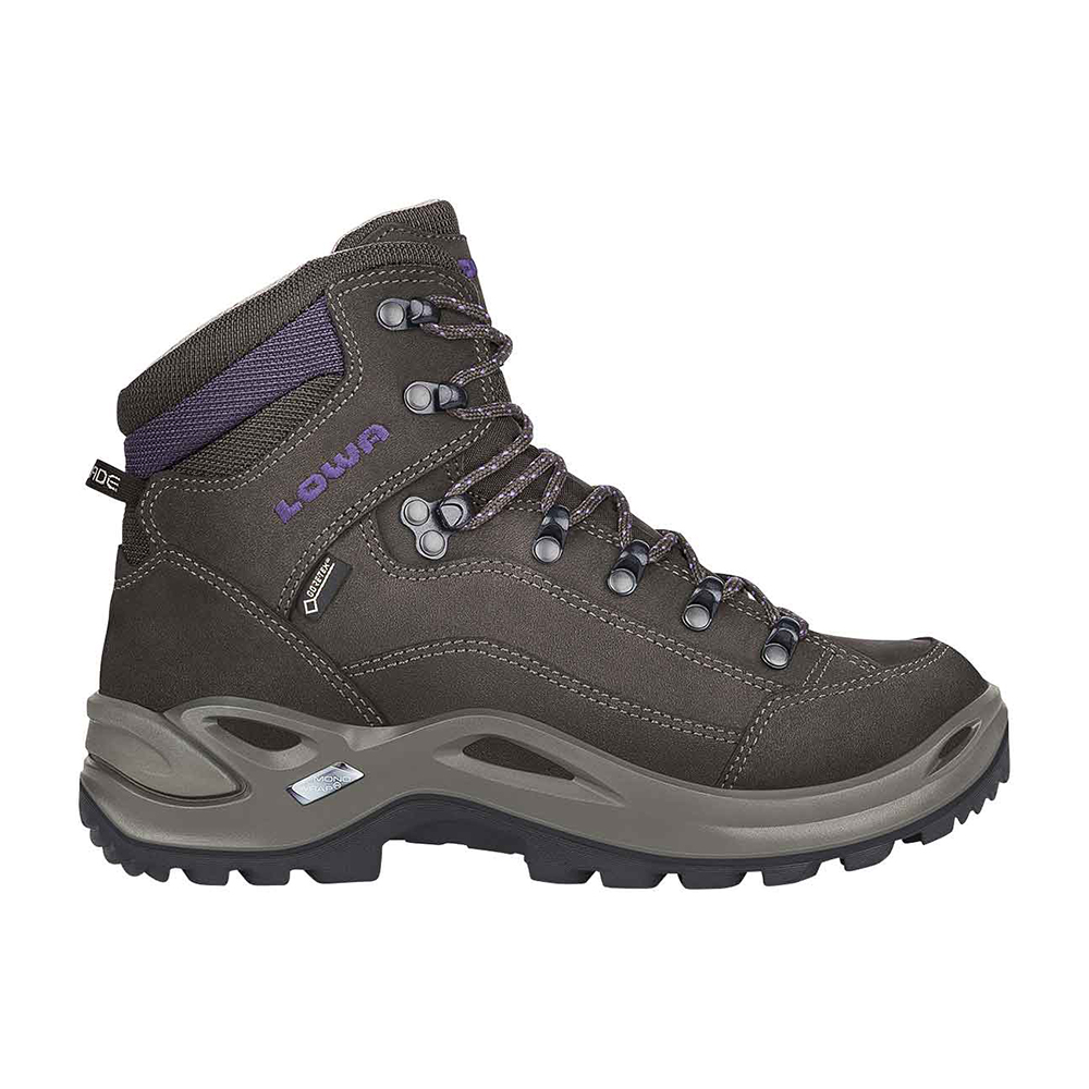 free shipping great prices official site Lowa Renegade GTX Mid W | Slate Blackberry