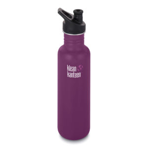 Klean Kanteen Classic 800ml | Winter Plum