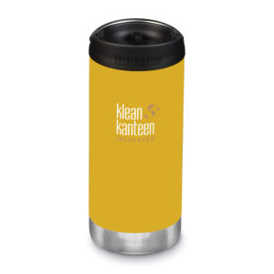 Klean Kanteen TK Wide Insulated 355ml | Lemon Curry