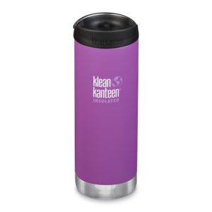 Klean Kanteen TK Wide Insulated 473ml | Berry Bright