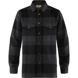 Fjallraven Canada Shirt | Black
