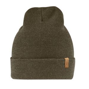 Fjallraven Classic Knit Hat | Dark Olive