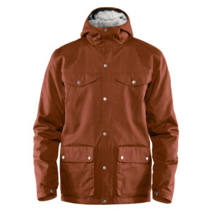 Fjallraven Greenland Winter Jacket | Autumn Leaf