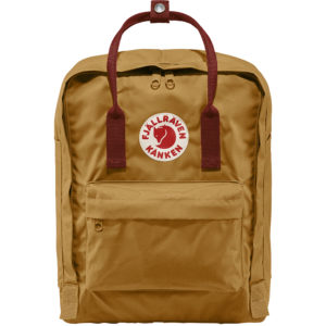 Fjallraven Kanken | Acorn Ox Red
