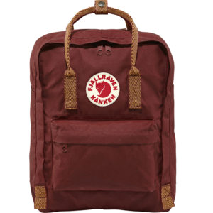 Fjallraven Kanken | Ox Red Goose Eye