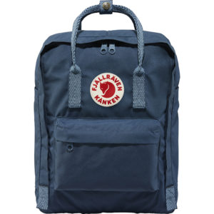 Fjallraven Kanken | Royal Blue Goose Eye