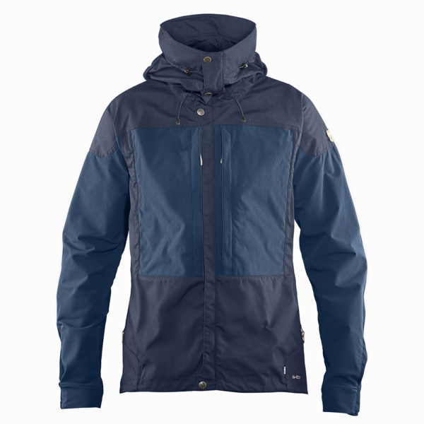Fjallraven Keb Jacket | Dark Navy Uncle Blue