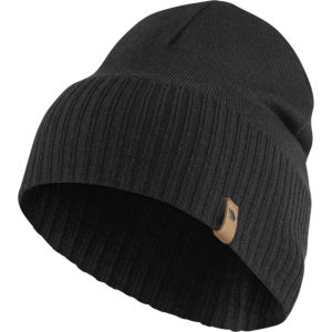 Fjallraven Merino Lite Hat | Black