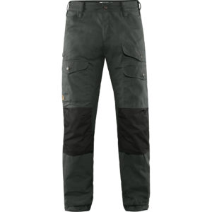 Fjallraven Vidda Pro Ventilated Trousers | Dark Grey/Black