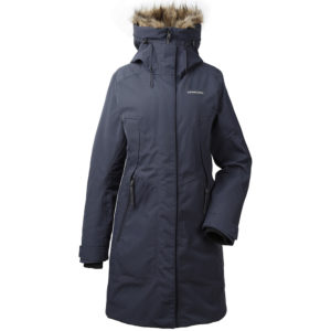Didriksons Mea Parka | Dark Night Blue