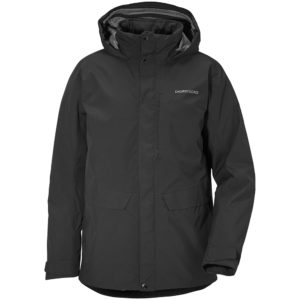 Didriksons Tommy Jacket | Black
