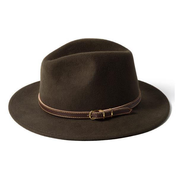 Failsworth Adventurer Felt Hat   Turf